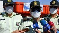 کشف 8تن مواد مخدر در خراسان شمالی