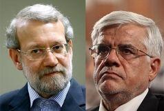 از رقابت لاریجانی و عارف در مجلس تا زلزله سیاسی در حزب اعتمادملی