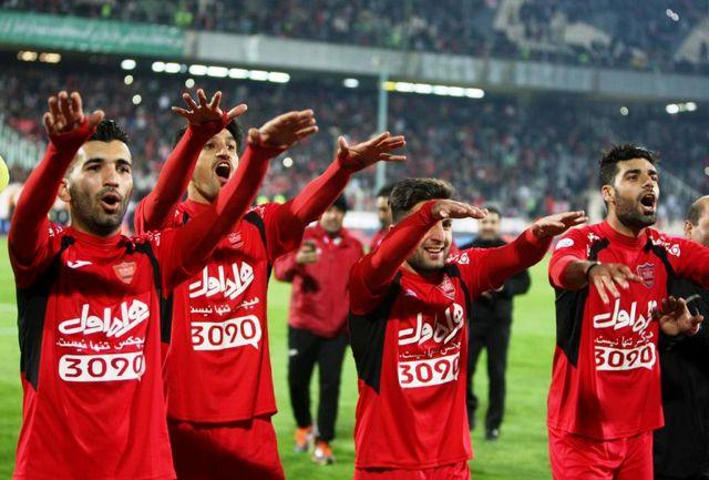 عملکرد پرسپولیس بهتر از قهرمان لیگ پانزدهم/ شاگردان برانکو به جام میرسند؟!