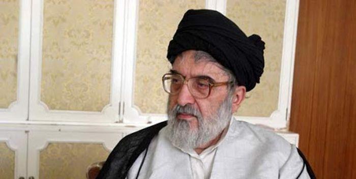 پیکر حجت الاسلام والمسلمین خسروشاهی در بهشت معصومه (س) به خاک سپرده شد