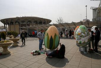 جشنواره تخم مرغ های نوروزی