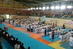کسب ۳۹ نشان رنگارنگ در مسابقات کشوری کاراته
