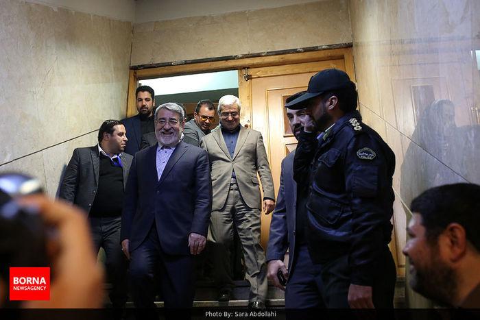 وزیر کشور از محل ثبت نام کاندیداهای مجلس بازدید کرد