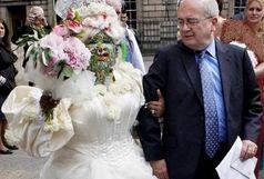با زشت ترین عروس دنیا آشنا شوید+ عکس