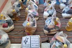 پویش ایران همدل در مینودشت/ توزیع غذای گرم و بسته معیشتی