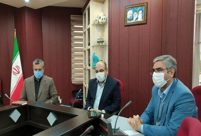 سرپرست فرمانداری سمنان و مدیر کل دفتر سیاسی استانداری سمنان منصوب شدند