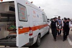 تصادف 4 خودرو در کردستان و فوت و مصدومیت 17 نفر