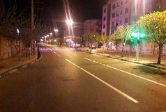 تداوم تشدید برخورد با ترددهای شبانه در شهرستان های غرب استان تهران