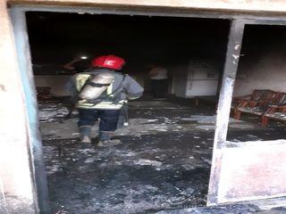 آتش سوزی منزل مسکونی در اهواز