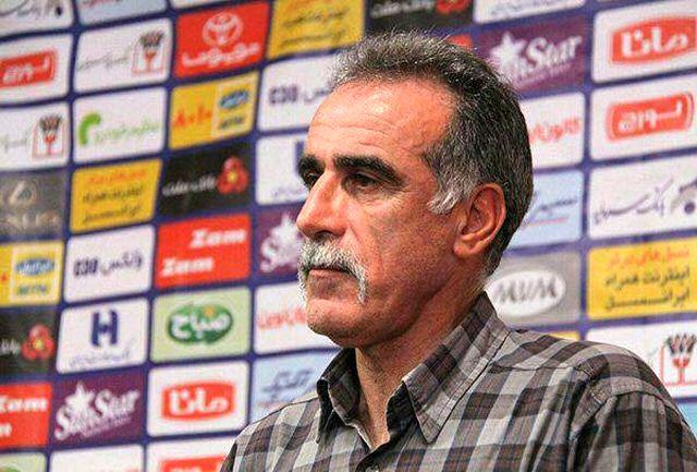 احمدزاده: می خواهیم با ماندن در لیگ روح اولادی را شاد کنیم