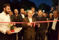 هتل ورزش خوزستان به بهره برداری رسید+ببینید