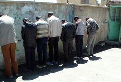 دستگیری خرده فروشان مواد مخدر در خرم آباد