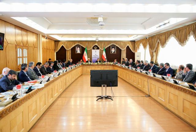 جلسه توسعه و سرمایه گذاری استان آذربایجان غربی با حضور واعظی برگزار شد