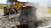 10 حلقه چاه غیر مجاز در اردستان پر و مسدود شد