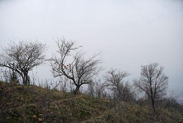 دوازدهمین روز متوالی آلودگی هوای اصفهان