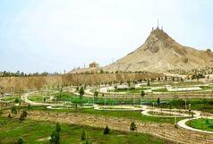 بوستان ۴۲۰ هزار مترمربعی خضر نبی(ع) به بهرهبرداری میرسد