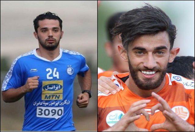 تیم بلژیکی در حضور لژیونرهای ایرانی خود بازی را واگذار کرد