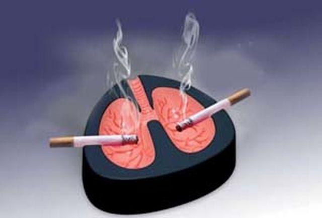دخانیات عامل شیوع سرطان