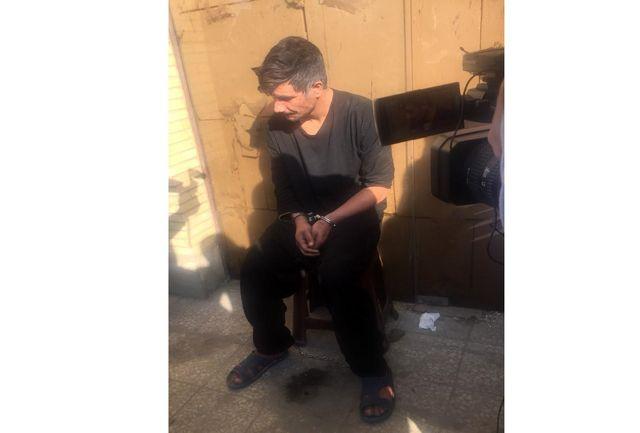 گفتگو با متهم به آزار و اذیت 20 کودک و زن تهرانی  / همیشه در قمار باخته ام !/ ببینید