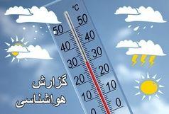 افزایش 10 درجه ای دما در شمال کشور