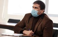 کلاس استاژ و کنترل مربیان کردستان با کیفیت خوبی برگزار شد
