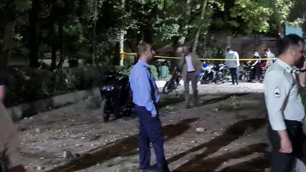 انفجار  در پارک ملت هیچ خسارت یا مجروحی نداشت+ فیلم