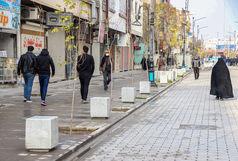 پیاده راه انقلاب بهزودی افتتاح میشود