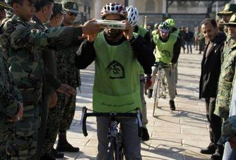تور دوچرخه سواری یگان های ویژه ناجا
