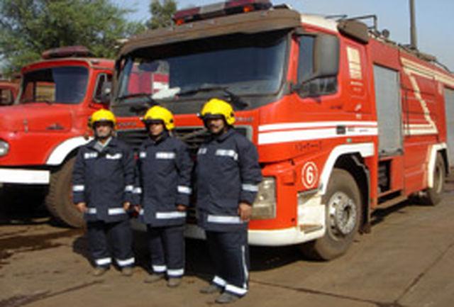 خدمات ایمنی در سازمان آتش نشانی مغفول مانده است