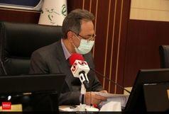 فاصله گذاری اجتماعی در استان تهران ۷۱ درصد است