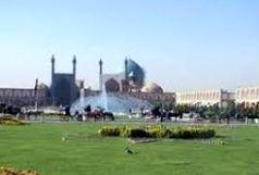کیفیت هوای اصفهان در وضعیت سالم قرار دارد