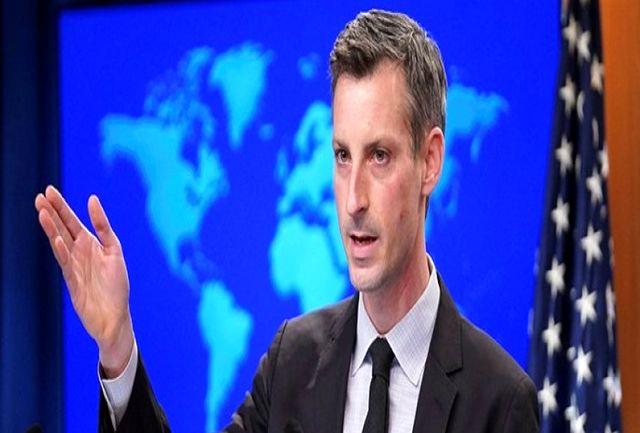 واکنش آمریکا به برگزاری چندین دور مذاکرات