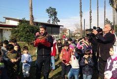 رها سازی سارگپه و سنقر در لاهیجان