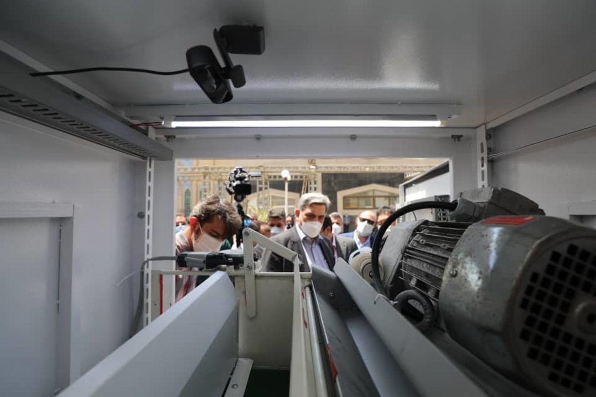 دستگاه RVM، تولید مشترک ژاپن و ایران