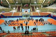 مسابقات طناب کشی قهرمانی لرستان در بروجرد برگزار می شود