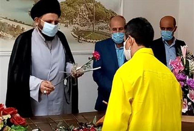 آزادی ۱۲ زندانی از زندان لاهیجان