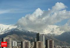 آخرین وضعیت هوای پایتخت+ عکس