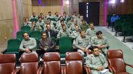 بازآموزی سلاح شناسی محیط بانان با همکاری سپاه انصارالمهدی (عج)   در استان زنجان در حال برگزاری است