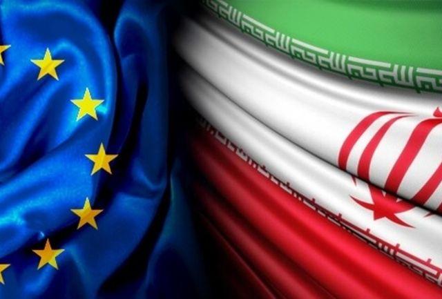 رشد 26 درصدی ارزش صادرات ایران به اروپا