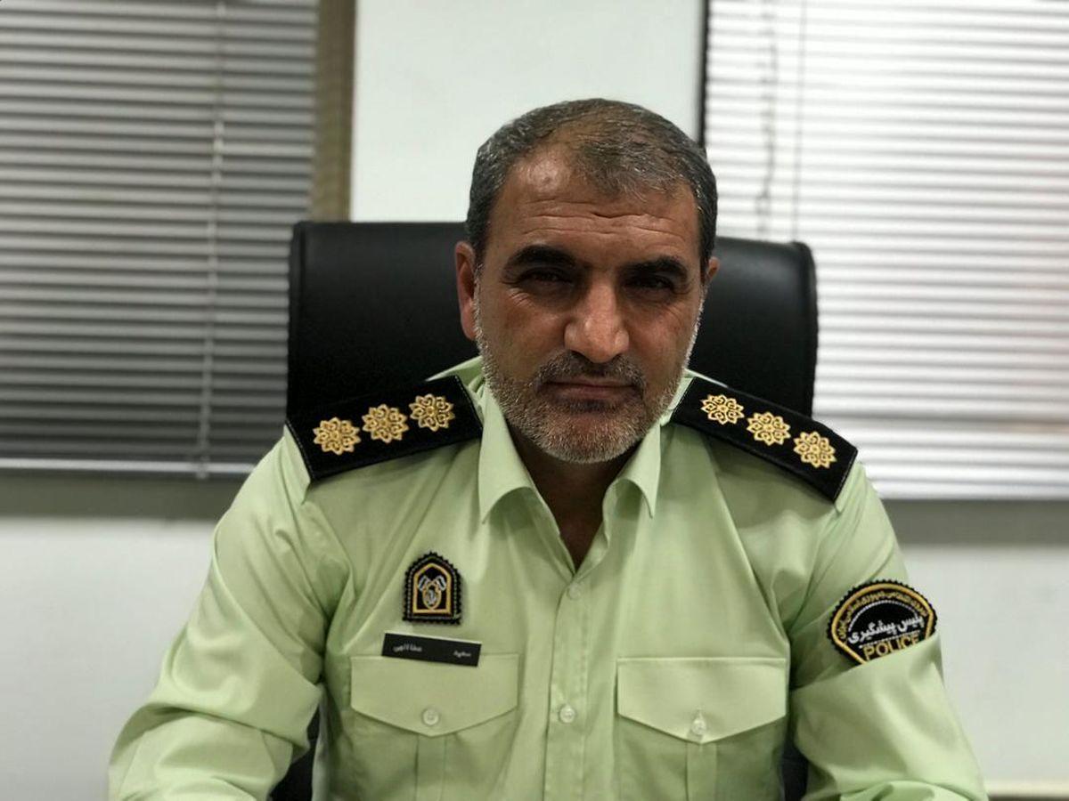 دستگیری 157 نفر از فروشندگان مواد مخدر در مترو تهران/ گزارشی مبنی بر فروش مهره مار و رمالی در مترو نداشتیم