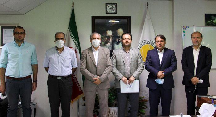 غلامرضا نباتچیان به عنوان بازرس فدراسیون تنیس منصوب شد