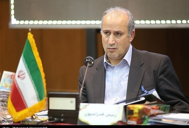 نامه رئیس فدراسیون فوتبال به وزیر ورزش