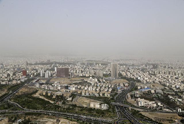 هوای کرمانشاه بسیار بحرانی , در وضعیت هشدار است