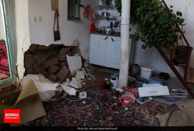 زلزله مهیب در شمال غربی کشور