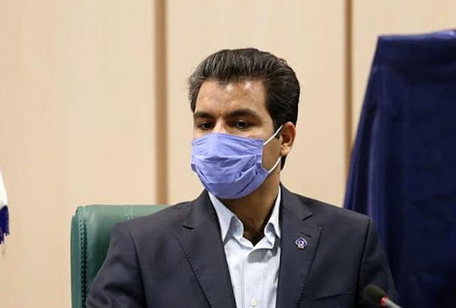 بستری بیش از۱۴۰ بیمار مشکوک به کرونا در بیمارستان های استان