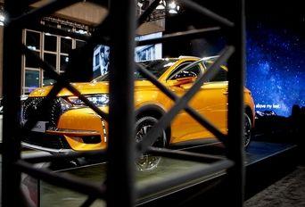 افتتاح دومین نمایشگاه خودرو- تهران
