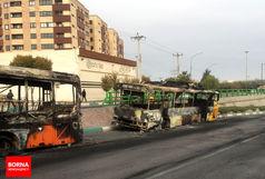 50 میلیارد تومان خسارت به اتوبوسرانی وارد شده است