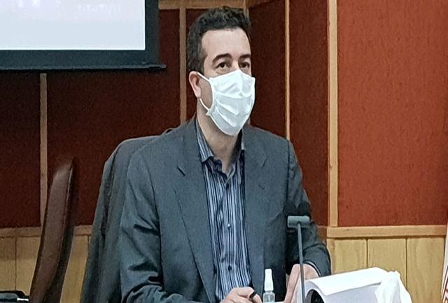 تعداد بستری و فوتی های ناشی از کرونا در استان قزوین رو به کاهش است