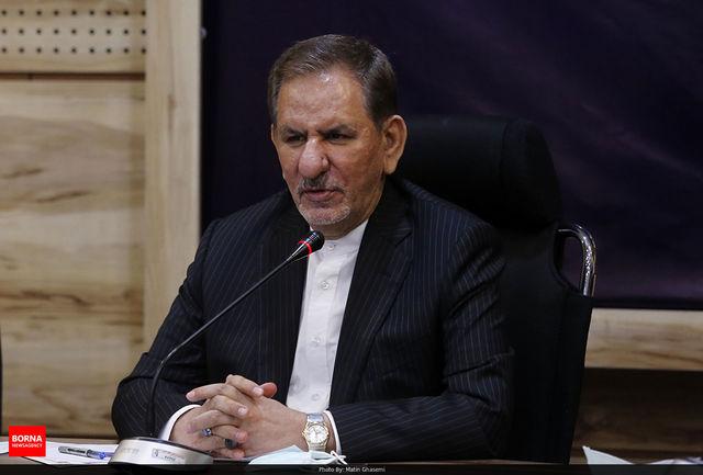 جهانگیری با پیشنهادات وزارت کشور موافقت کرد/ دستور به ۴ عضو کابینه