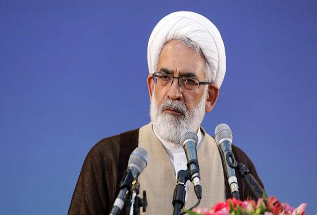 حجت الاسلام علی نسایی زهان بعنوان دادستان عمومی و انقلاب مرکز استان معرفی شد